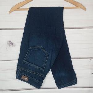 Paige Peg Super Skinny Jeans Size 25